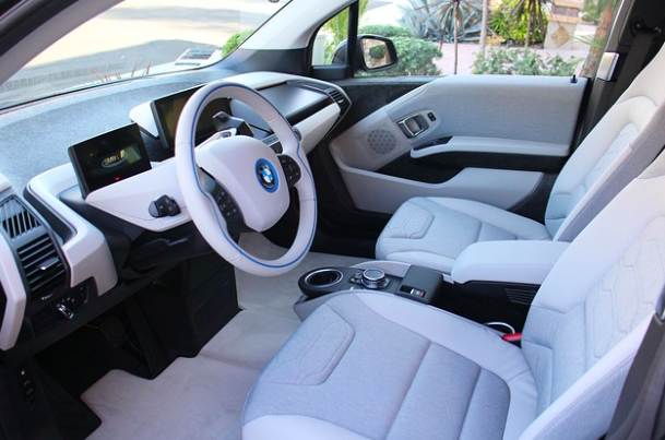 Cleaning the Interior of Your Car